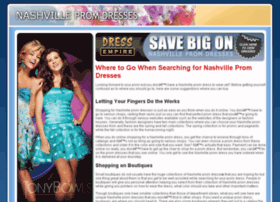 Nashvillepromdresses.net thumbnail