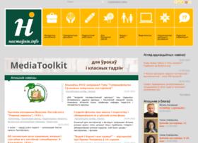 Nastaunik.info thumbnail