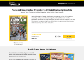 Natgeotraveller-magazine.co.uk thumbnail