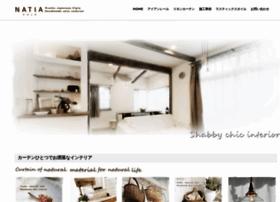 Natia-design.jp thumbnail