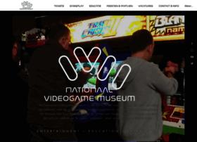 Nationaalvideogamemuseum.nl thumbnail