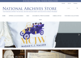 Nationalarchivesstore.org thumbnail