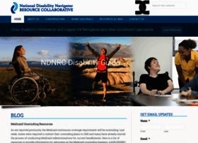 Nationaldisabilitynavigator.org thumbnail