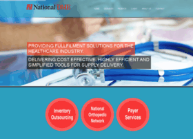 Nationaldme.net thumbnail