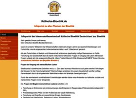 Nationaler-ethikrat.de thumbnail