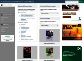 Nationalgovernment.co.za thumbnail