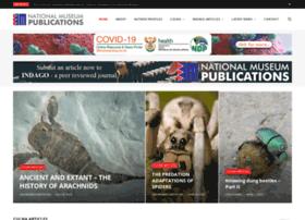 Nationalmuseumpublications.co.za thumbnail