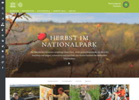 Nationalpark-hainich.de thumbnail