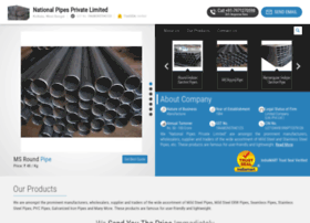 Nationalpipes.in thumbnail
