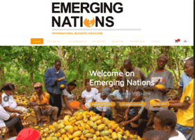 Nations-emergentes.org thumbnail