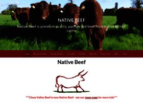 Native-beef.co.uk thumbnail