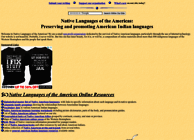 Native-languages.org thumbnail