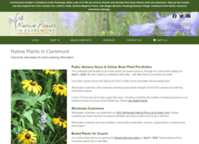 Nativeplants.ca thumbnail