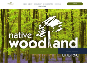Nativewoodlandtrust.ie thumbnail