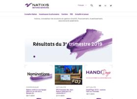 Natixis.fr thumbnail