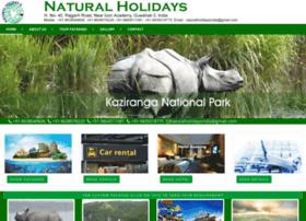 Naturalholidays.co.in thumbnail