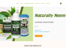 Naturallyneem.co.nz thumbnail