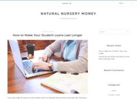 Naturalnursery.co.uk thumbnail