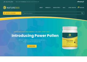 Naturebee Com At Wi Bee Pollen Supplement Nature S