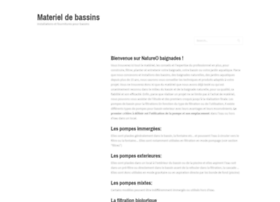 Natureobaignades.fr thumbnail