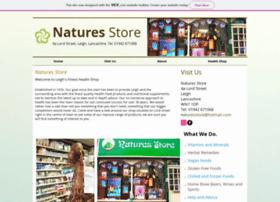 Natures-store.net thumbnail