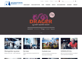 Naturhistoriskmuseum.dk thumbnail