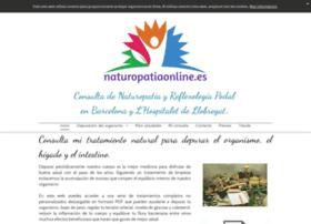 Naturopatiaonline.es thumbnail