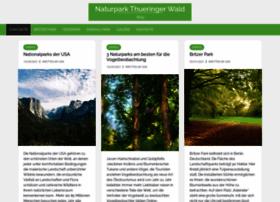 Naturpark-thueringer-wald.eu thumbnail