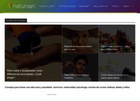 Natursan.net thumbnail