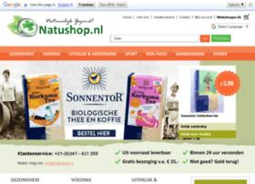 Natushop.nl thumbnail