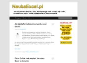 Naukaexcel.pl thumbnail