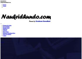 Naukridhundo.com thumbnail