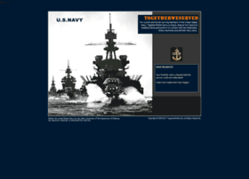 Navy.togetherweserved.com thumbnail