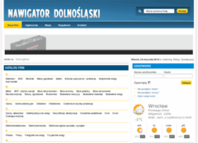 Nawigatordolnoslaski.pl thumbnail