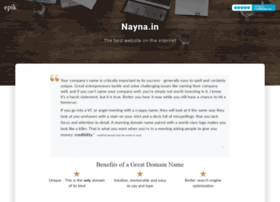 Nayna.in thumbnail