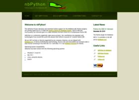 Nbpython.org thumbnail