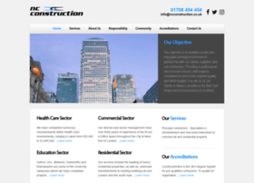 Ncconstruction.co.uk thumbnail
