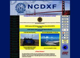 Ncdxf.org thumbnail