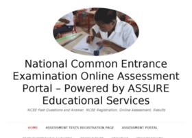 Ncee.assure.com.ng thumbnail