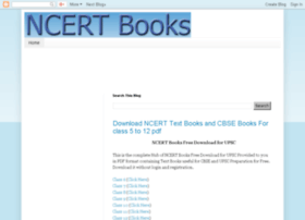 Ncertsolutionsbooks.blogspot.com thumbnail