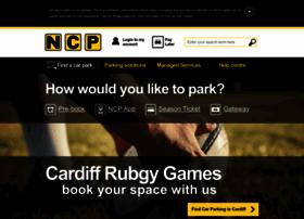 Ncp.co.uk thumbnail