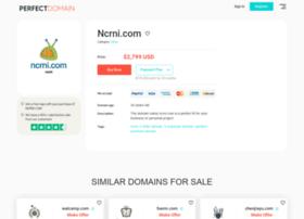 Ncrni.com thumbnail