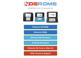 ndsroms eu at WI  NDS ROMs | Nintendo DS Roms and Emulators