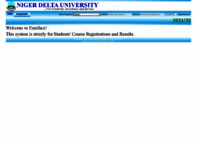 Ndu-eface.edu.ng thumbnail