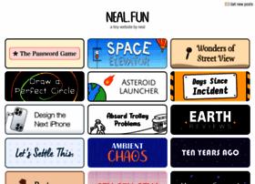 Neal.fun thumbnail