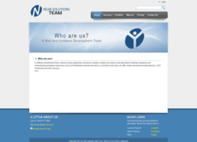 Nearsolutions.net thumbnail