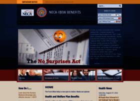 Neca-ibew.org thumbnail