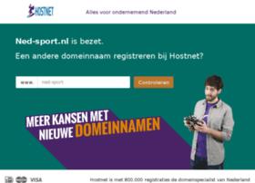 Ned-sport.nl thumbnail