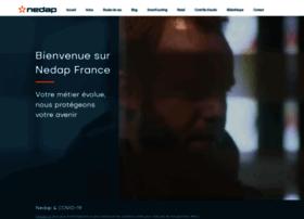 Nedapfrance.fr thumbnail