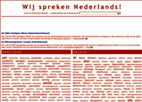 Nederlands.de thumbnail